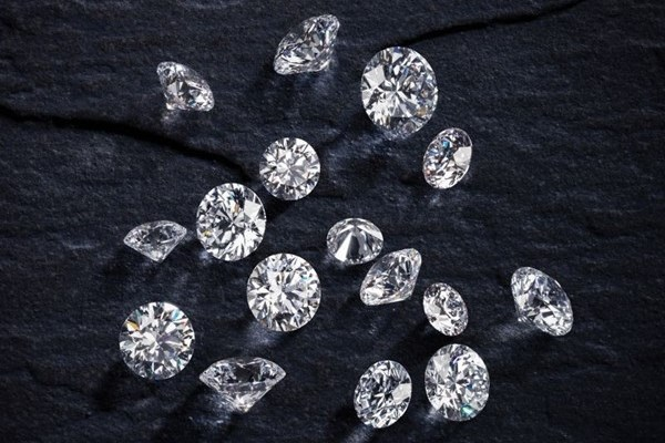 Collection At Bonhams Auctioned Hearts and Arrows Diamonds