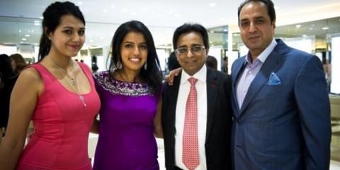 WTFSG_temptations-jewellery-boutique-launch-singapore_Anita-Manglani_Michelle-Buxani_Mahesh-Buxani_Johnny-Manglani