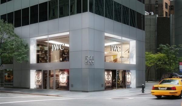 WTFSG_Façade-IWC-Flagship-Boutique-NYC