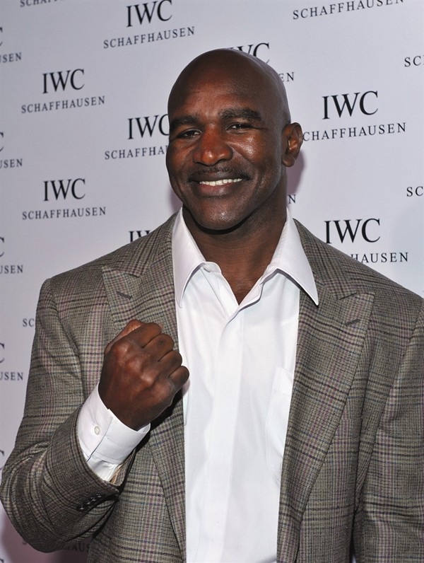 WTFSG_iwc-opens-nyc-flagship-with-muhammad-ali-tribute_Boxer-Evander-Holyfield