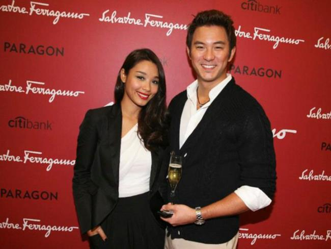WTFSG_salvatore-ferragamo-ss-2011-launch-singapore_Marion-Caunter_Dominic-Lau