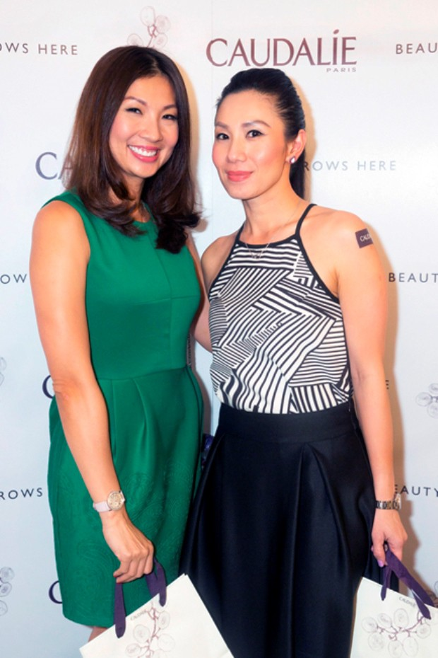 WTFSG_caudalie-boutique-spa-grand-opening_Angie-Cheong_Jeannie-Cheong