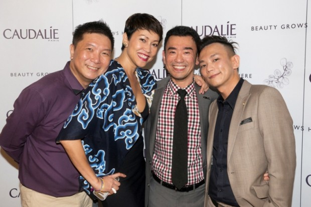 WTFSG_caudalie-boutique-spa-grand-opening_Calvin-Yon_Bernie-Chan_Ken-Lim_William-Kee