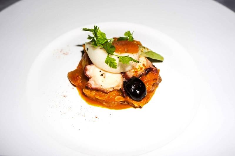 WTFSG_christmas-private-dining-ristorante-takada_Octopus-grilled-Zucchini_eggplant_capsicum-Caponata