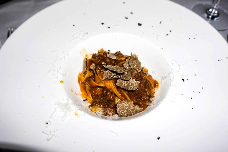 WTFSG_christmas-private-dining-ristorante-takada_Tagliatelle-Wagyu-Bolognese_Autumn-Truffle