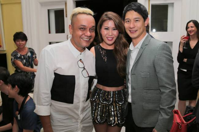 WTFSG_daniel-boey-launches-the-book-of-daniel_Vernon-Anthonisz_Yasminne-Cheng_Benedict-Goh