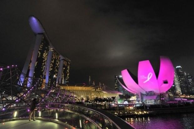WTFSG_estee-lauder-companies-pinks-up-marina-bay-sands