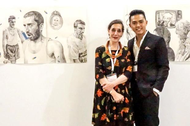 WTFSG_singapore-art-fair-2014-preview_guests_Catherine-David_Rupert-Sim