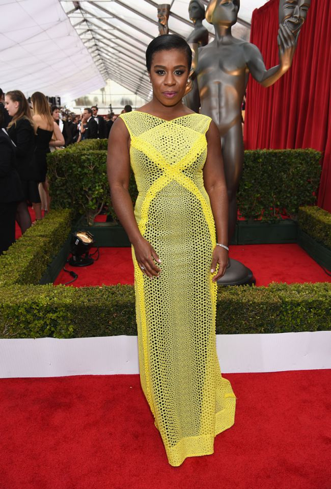 WTFSG-Uzo-Aduba-sag-awards-red-carpet-2015