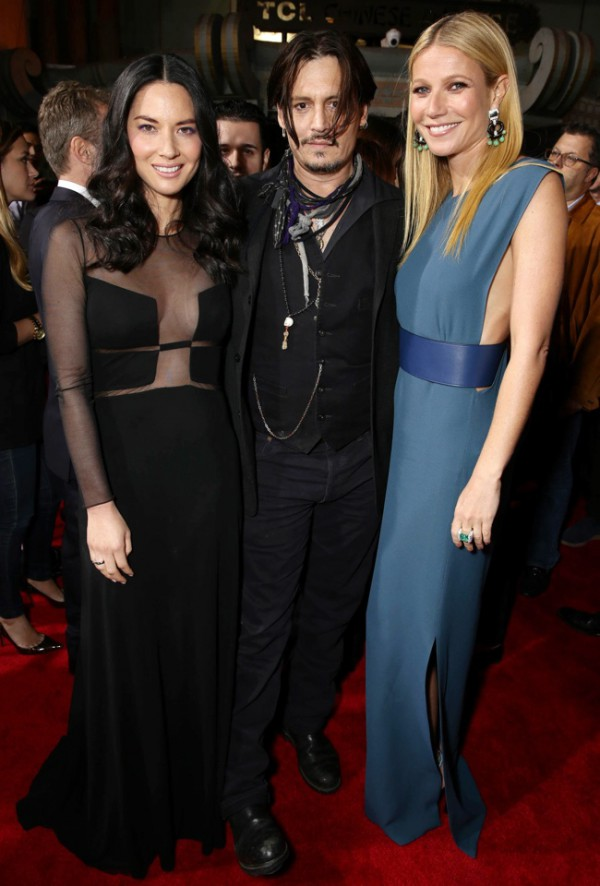 WTFSG-gwyneth-paltrow-olivia-munn-mortdecai-red-carpet-1