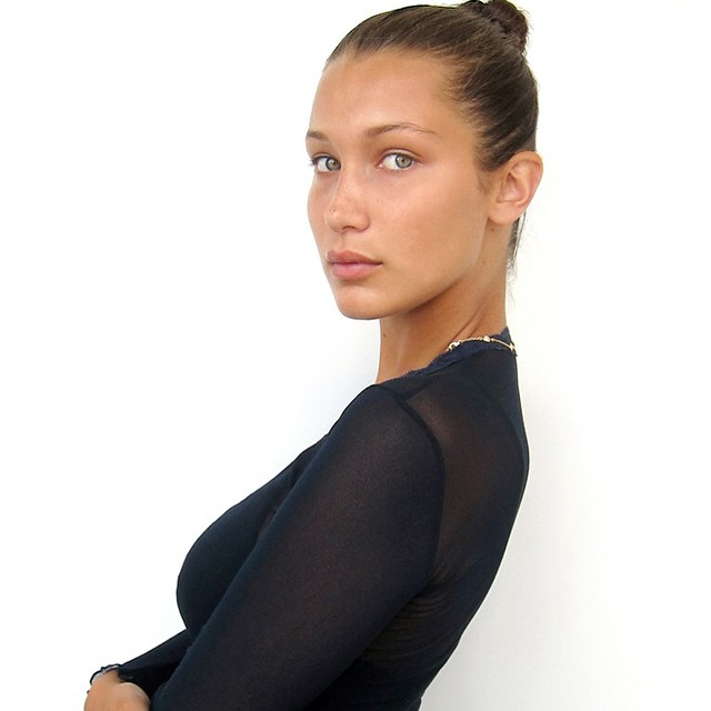 Img: Bella Hadid, Gigi's Sister, Signed To IMG Models