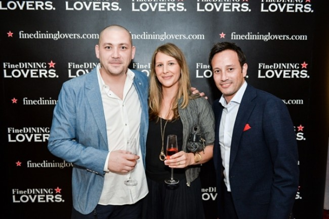 WTFSG_launch-san-pellegrino-fine-dining-lovers_Ryan-Clift_Leesa-Jane-Clift_Mitch-Walles