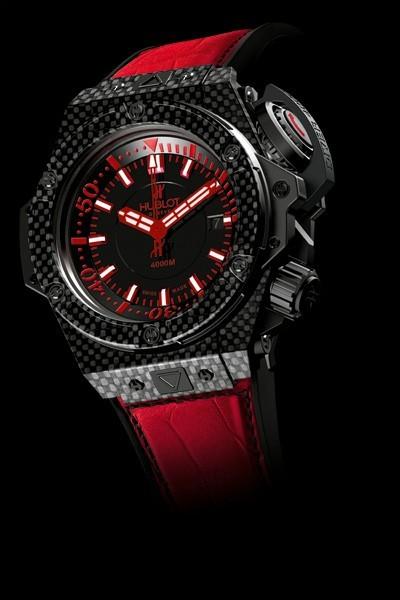 WTFSG_only-watch-charity-auction-singapore-exhibit_Hublot-4000M-Carbon-Diver