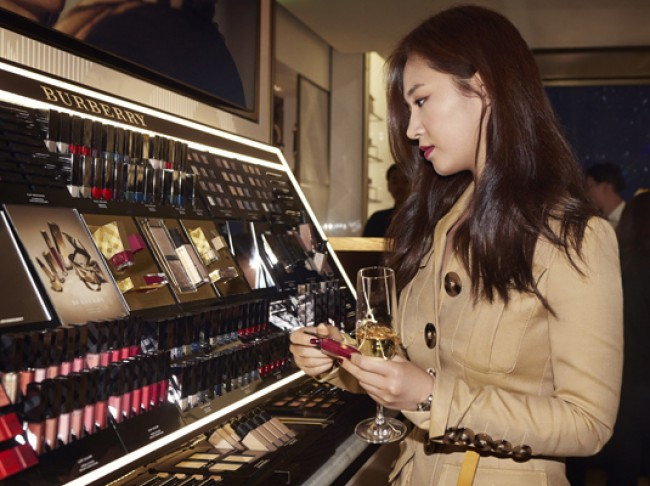 Burberry Beauty Box Seoul via Wardrobe Trends Fashion