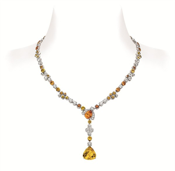 WTFSG_high-jewelry-collection_Chaumet-Bee-My-Love-necklace_yellow-sapphires