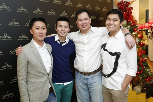 WTFSG_omega-seamaster-300-collection-lounge-party_Alvin-Ng_Edric-Ong_Kenneth-Yeo_Bjorn-Li