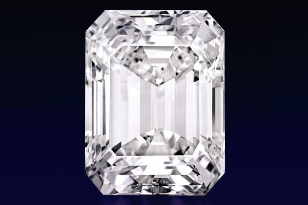 WTFSG_sothebys-unveils-perfect-100-carat-emerald-cut-diamond