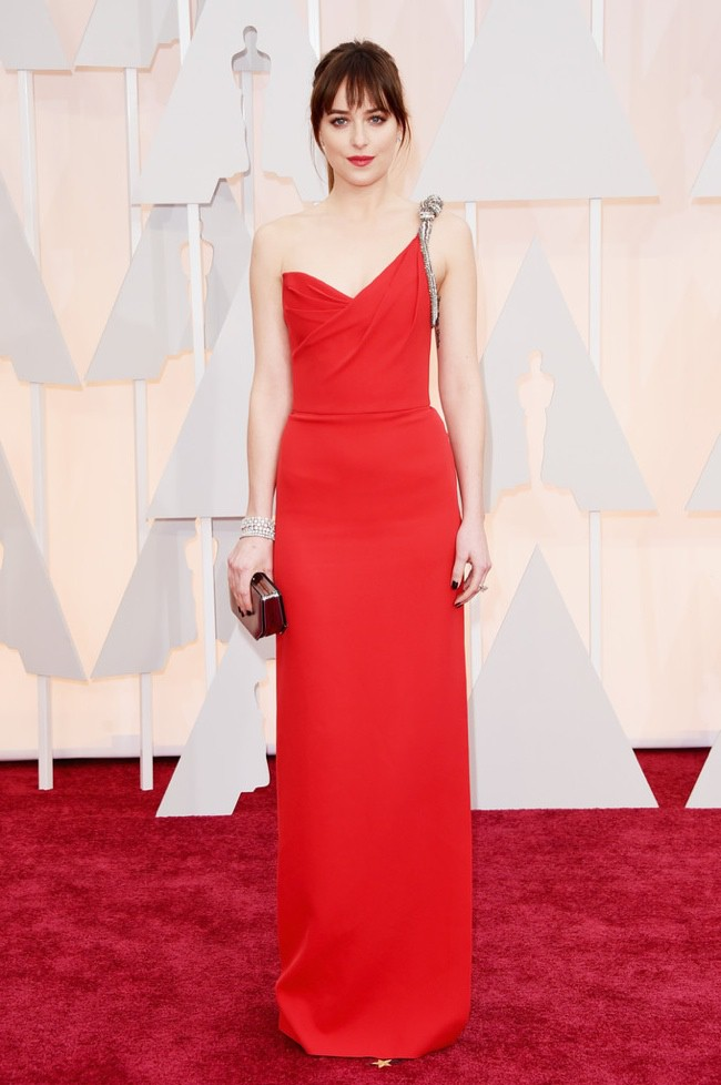 WTFSG_dakota-johnson-saint-laurent-red-dress-oscars-2015