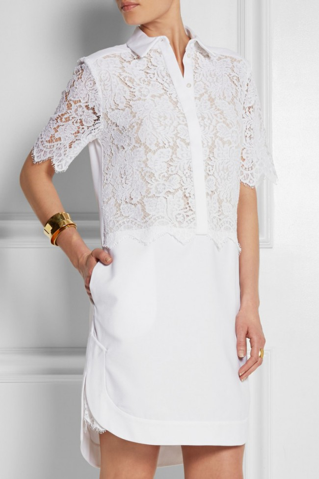 WTFSG_erdem-breeson-lace-pique-shirt-dress