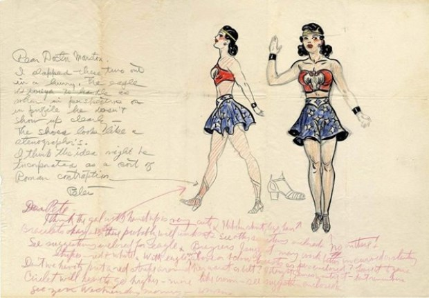 WTFSG_rare-first-sketch-of-wonder-woman-to-be-auctioned_1
