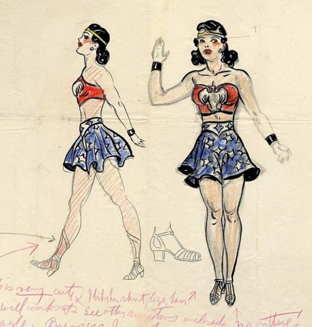 WTFSG_rare-first-sketch-of-wonder-woman-to-be-auctioned_2