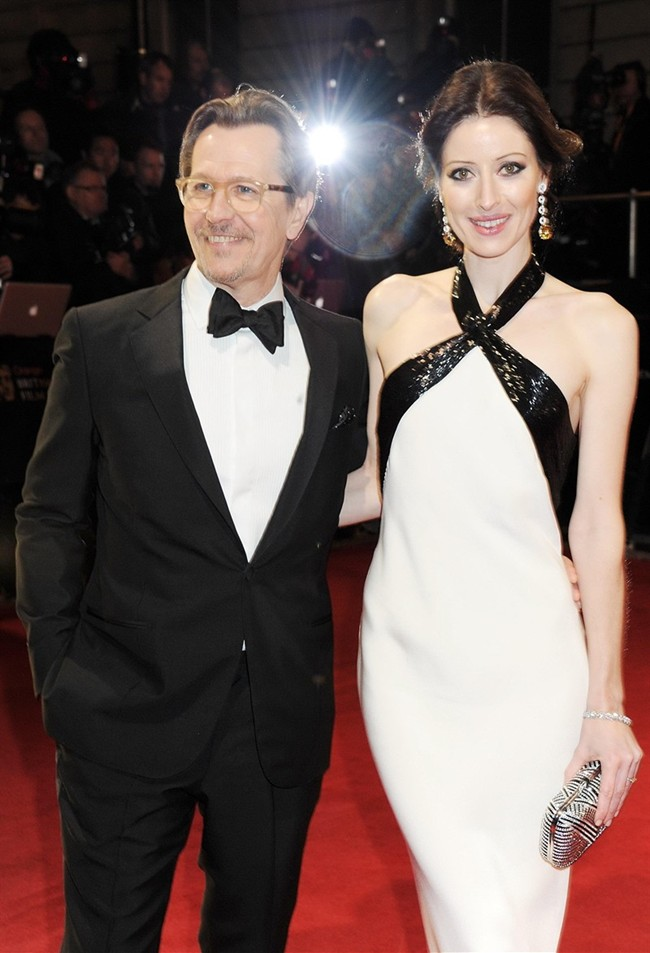 WTFSG_BAFTA-Awards-2012_Alexandra-Edenborough_Gary-Oldman_2