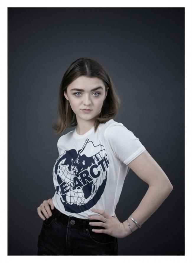 WTFSG_save-the-arctic_Maisie-Williams