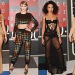 2015 MTV Video Music Awards Style