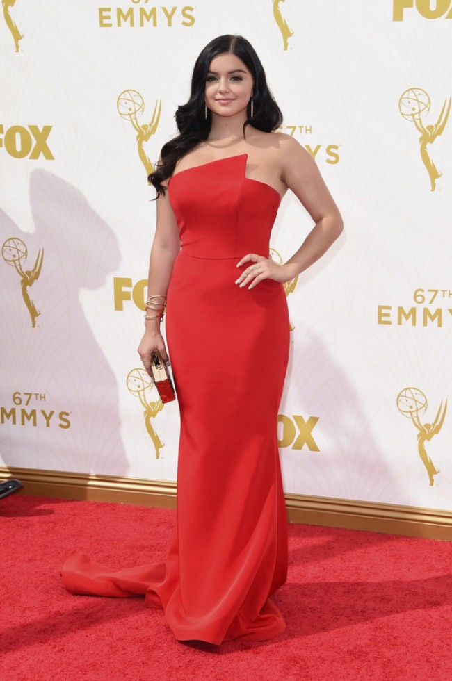 WTFSG_Ariel-Winter-2015-Emmys-Red-Romona-Keveza-Dress