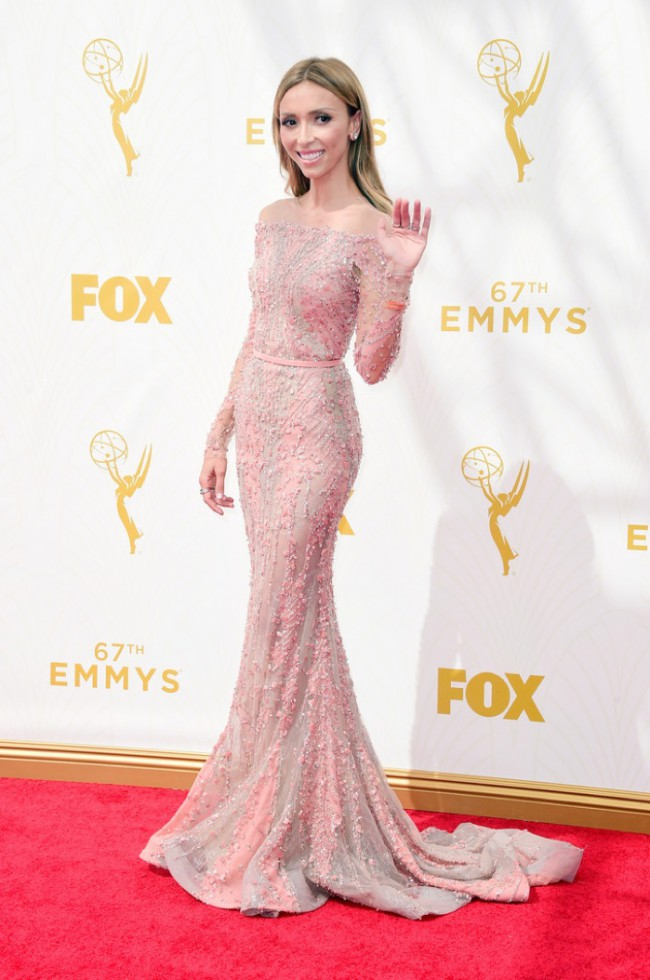 WTFSG_Giuliana-Rancic-2015-Emmys-Pink-Dress
