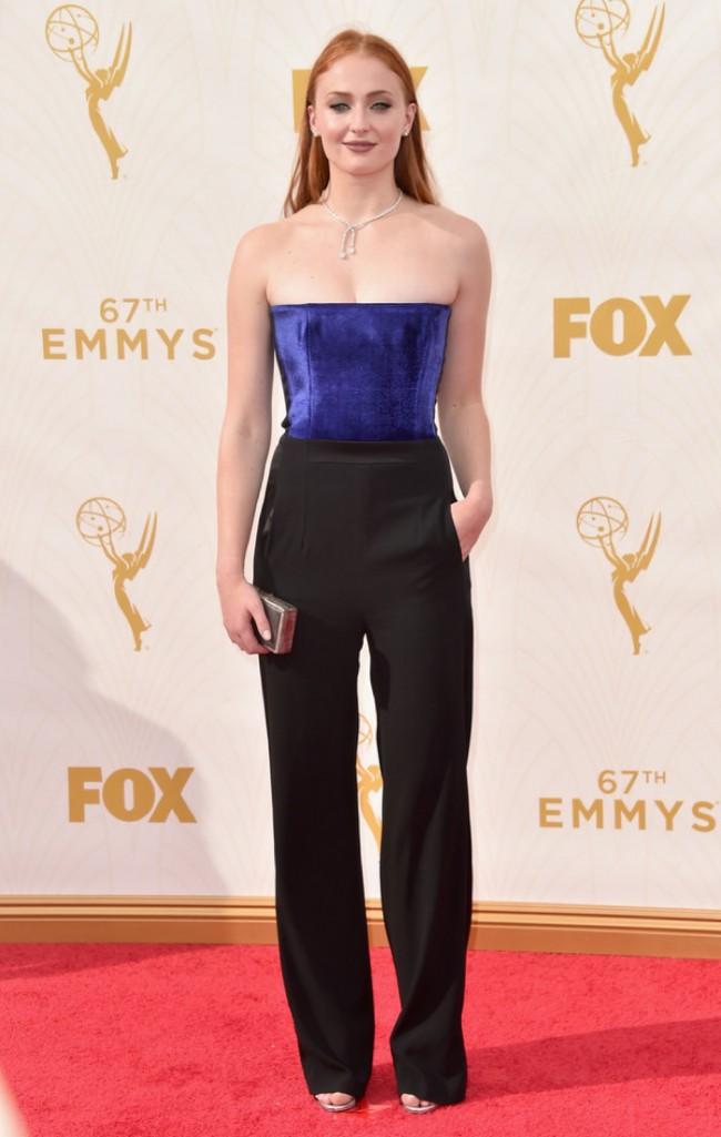 WTFSG_Sophie-Turner-2015-Emmys-Galvan-Jumpsuit