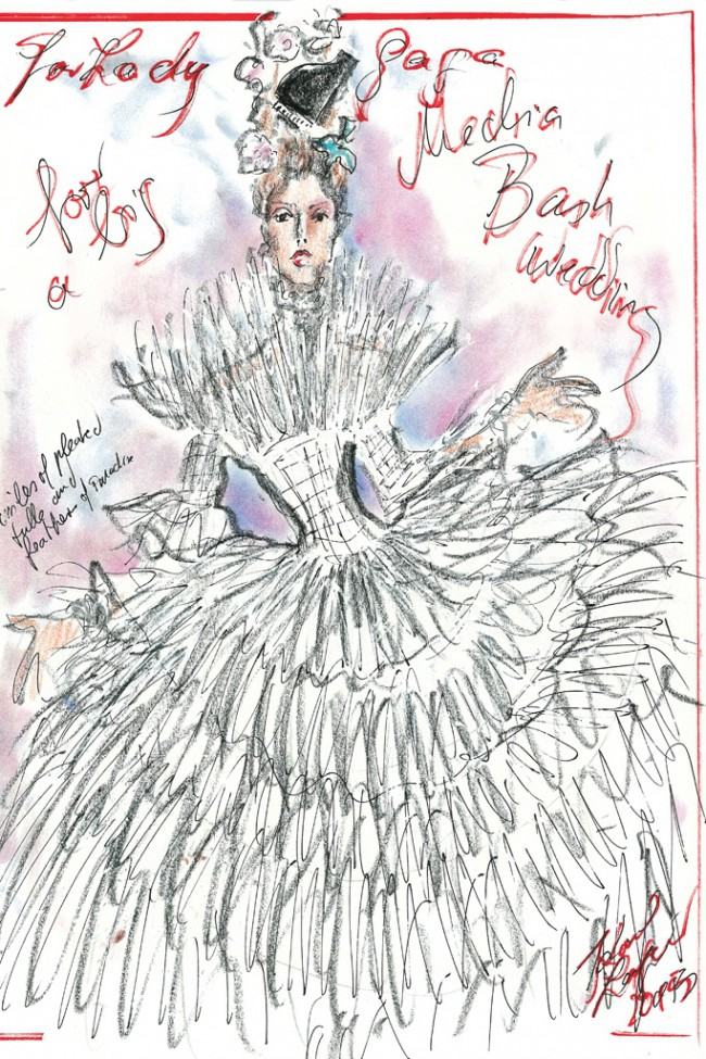 WTFSG_lady-gaga-wedding-dress-ideas-sketches_Chanel