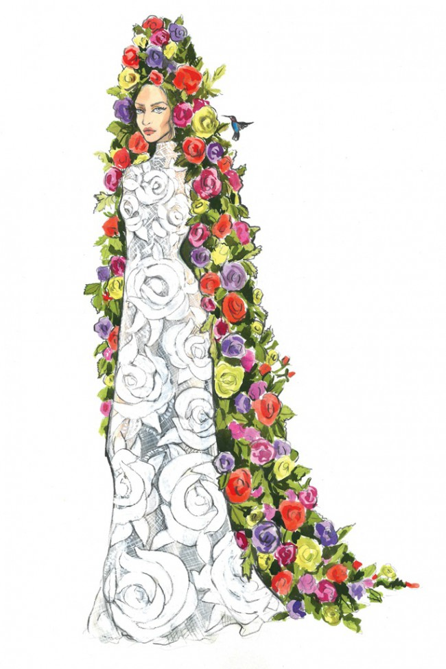 WTFSG_lady-gaga-wedding-dress-ideas-sketches_Mara-Hoffman