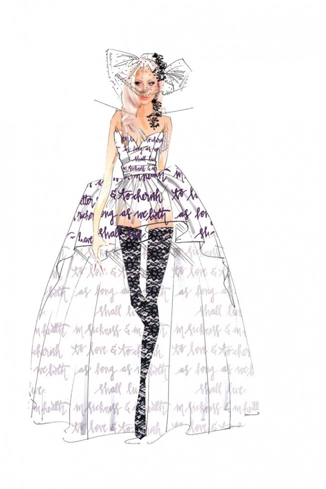 WTFSG_lady-gaga-wedding-dress-ideas-sketches_Nicole-Miller