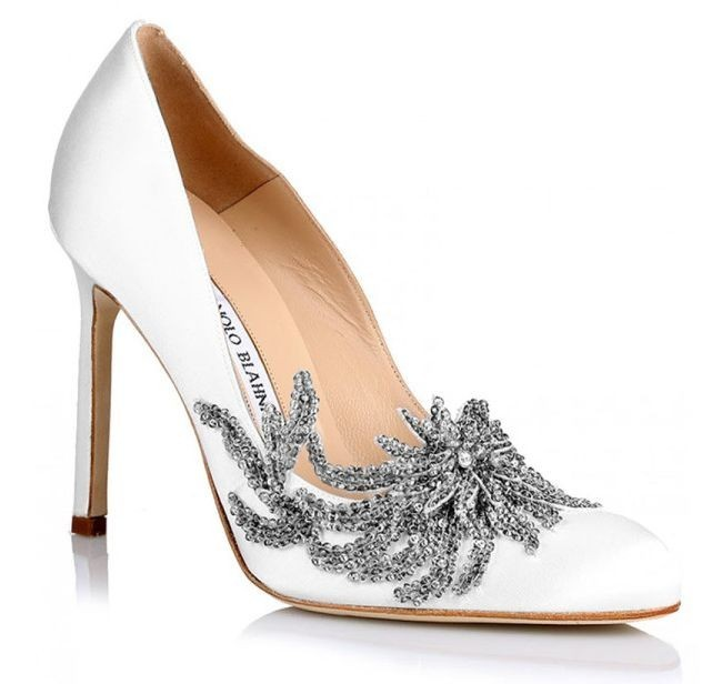 Manolo Blahnik FW15 Collection Includes Bella Swans Wedding Shoes