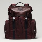 Alfred Dunhill AW15 Guardsman Backpack