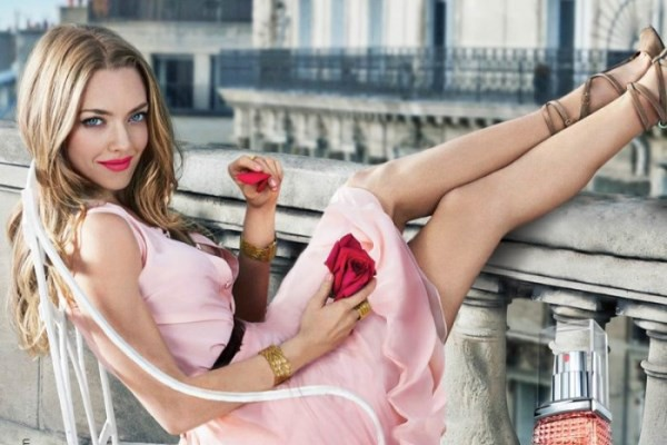 Amanda Seyfried For Givenchy Live Irr 233 Sistible Fragrance Ad