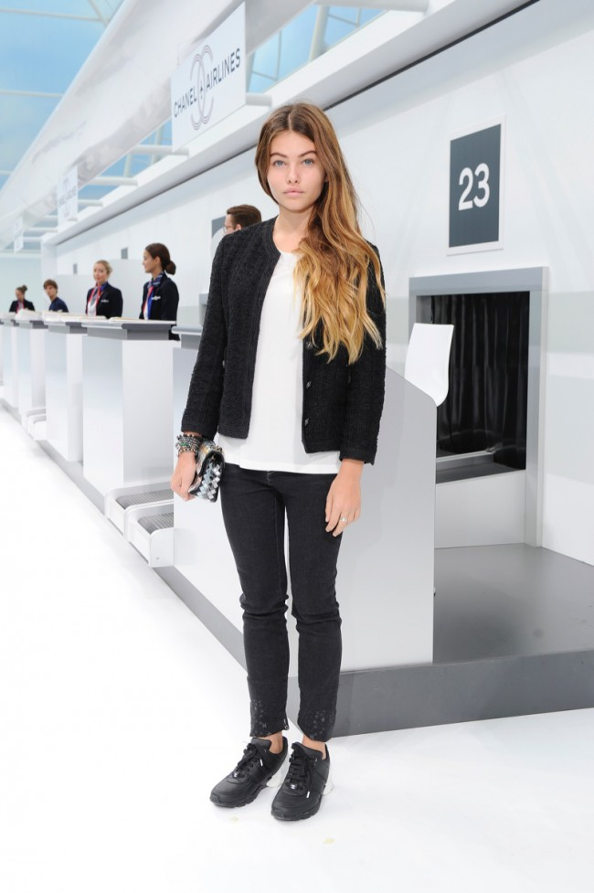 WTFSG_celebs-chanel-spring-2016-show_Thylane-Blondeau