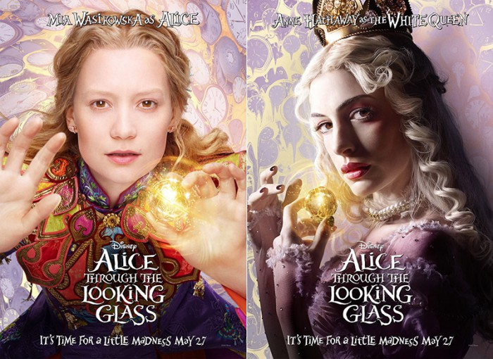 WTFSG_Alice-Through-Looking-Glass-Posters
