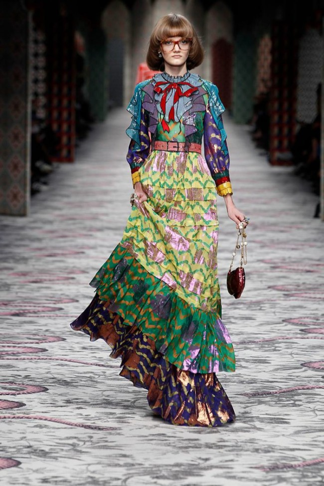8f03daf027c90f Milan Fashion Week: Gucci Spring 2016