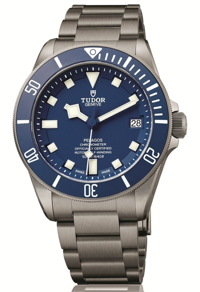 Tudor pelagos wins sports watch prize at 2015 grand prix d horlogerie de gen ve for Tudor geneve watches