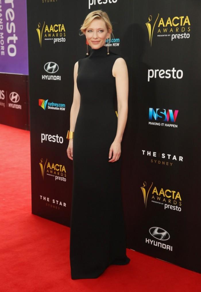 WTFSG_Cate-Blanchett-AACTA-2015-Awards-Long-Black-Armani-Dress