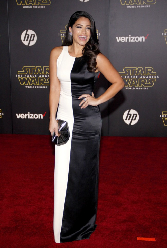 WTFSG_Gina-Rodriguez-Star-Wars-Premiere-Black-White-Dress