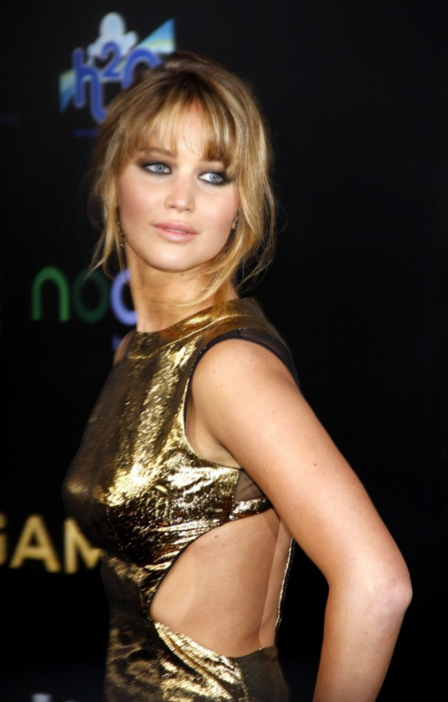 WTFSG_jennifer-lawrence-bangs-wavy-updo