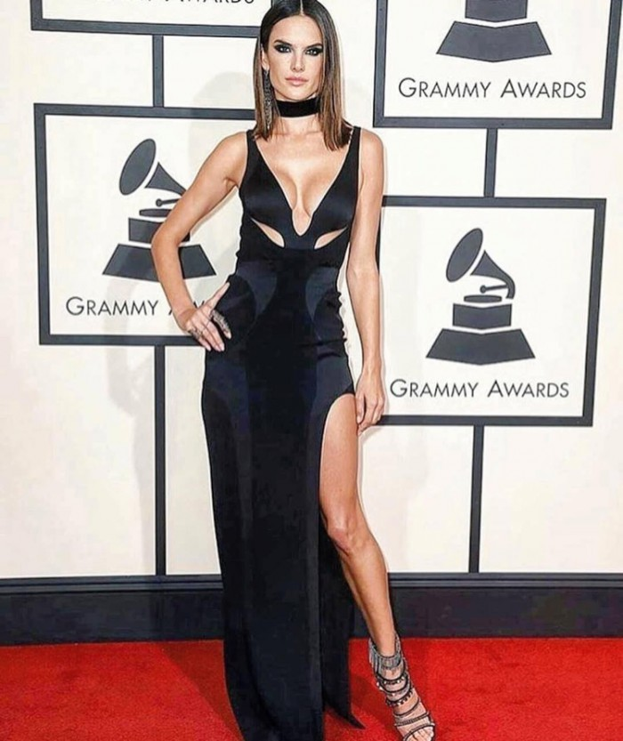 WTFSG_Alessandra-Ambrosio-Versace-Dress-2016-Grammys-Photo