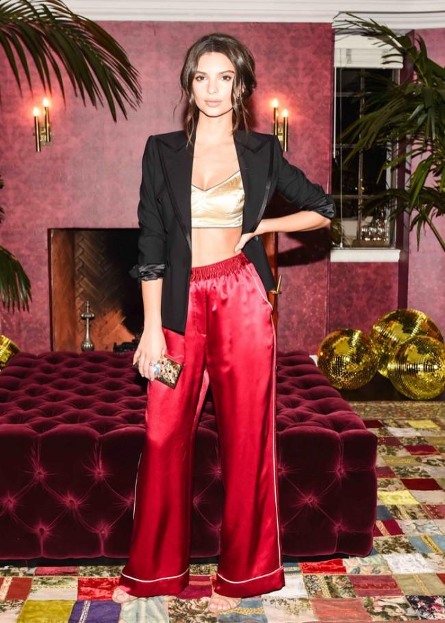 WTFSG_Dolce-Gabbana-Pajama-Party_Emily-Ratajkowski