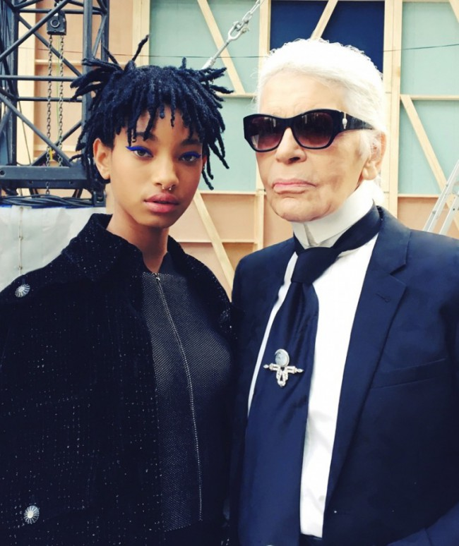 WTFSG_Willow-Smith-Chanel-Fall-2016-Show_1