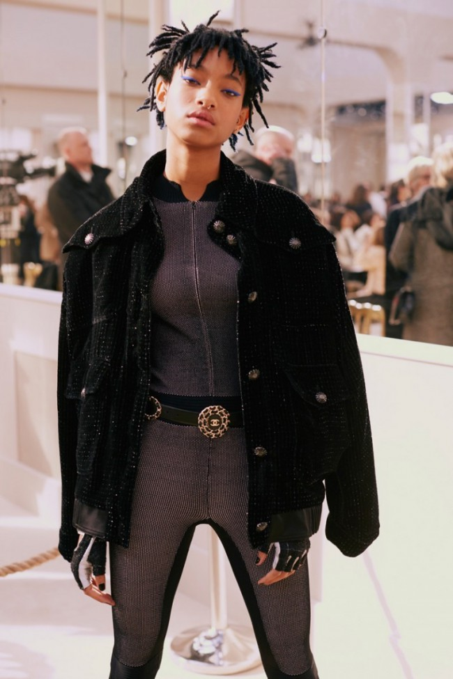 WTFSG_Willow-Smith-Chanel-Fall-2016-Show_4