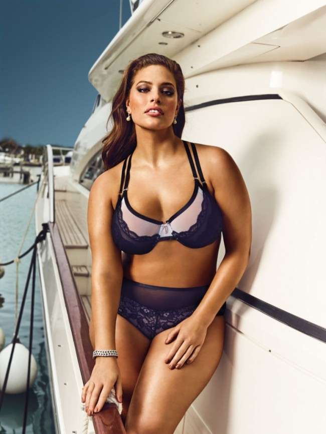 89c990302b5 Ashley Graham is Now Designing Bridal Lingerie – See the Sexy Photos ...
