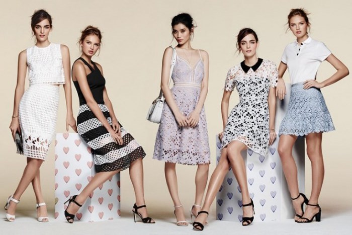 faca44bd170 Maje made exclusive dresses for Bloomingdale s 100% spring 2016 100%  collection